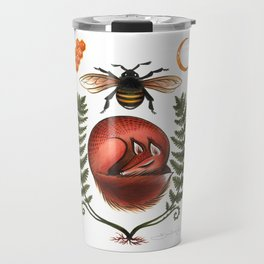Honey Honey Travel Mug