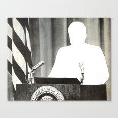Unpresidented Canvas Print