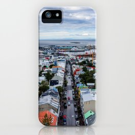 Colors of Ice iPhone Case