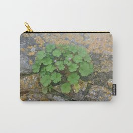 Life on a stone wall Carry-All Pouch