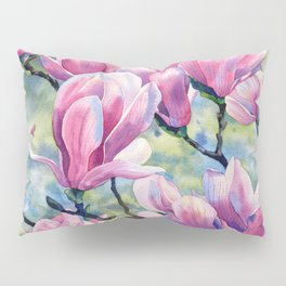 """Magnolia"" Pillow Sham"