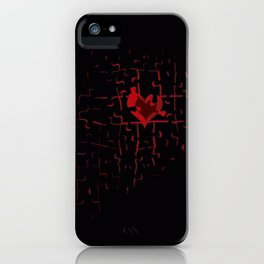 The Piece of the Life iPhone Case