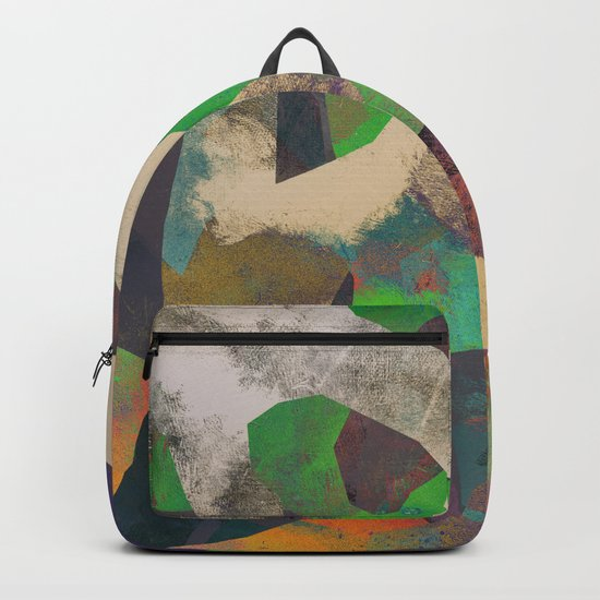 Camouflage LII Backpack