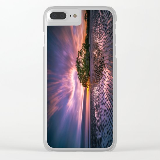 Breaking Dawn Clear iPhone Case