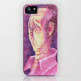 The Anus Man iPhone Case