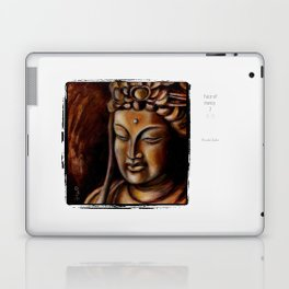 Face of Mercy No. Two Laptop & iPad Skin