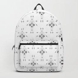 Tribal Arrow Ethnic Boho Pattern Backpack