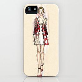 Valentino AW14-15 iPhone Case