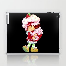 Strawberry Short Laptop & iPad Skin