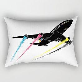 Ink Jet Rectangular Pillow