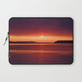 Colorful Sunset Laptop Sleeve