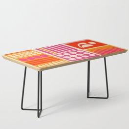 Utopia Coffee Table