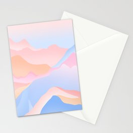 Mount Stationery Cards
