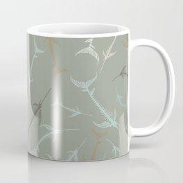 Fish Bone Collection - Sand Stone Coffee Mug