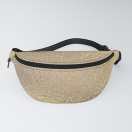 Simply Metallic in Antique Gold Fanny Pack