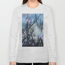 westhay butterfly 3 Long Sleeve T-shirt
