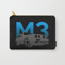 BMW E30 M3 Carry-All Pouch