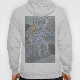 Northstar Resort Trail Map Hoody