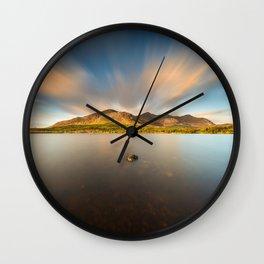 Lough Inagh Wall Clock