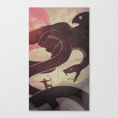 Rukh Canvas Print