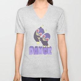 DANCE Unisex V-Neck