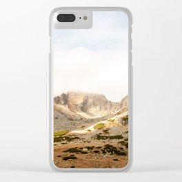 amazing Tatra mountains Clear iPhone Case