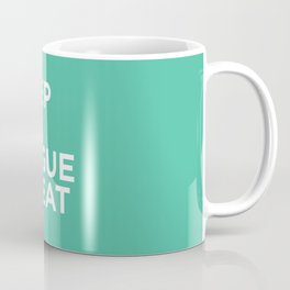 Eat League Sleep Repeat Coffee Mug