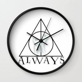 ALWAYS 002 Wall Clock