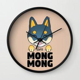 mong tan Wall Clock