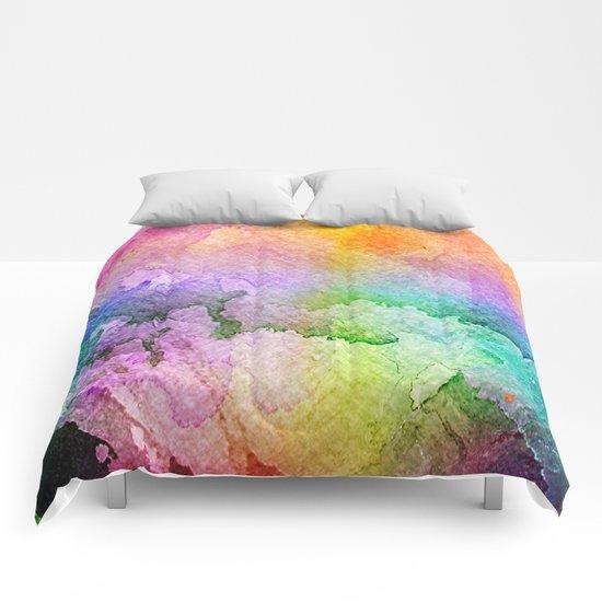 Vitamin Orchard Comforters