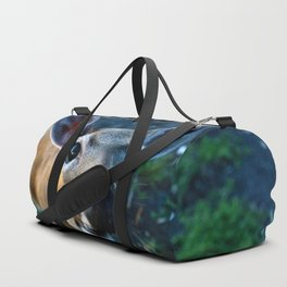 Key Deer Duffle Bag