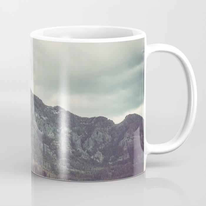 The Mountains of Montana Coffee Mug