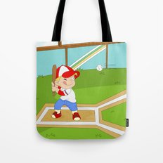 Non Olympic Sports: Baseball Tote Bag