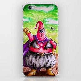 Majin Patrick iPhone Skin