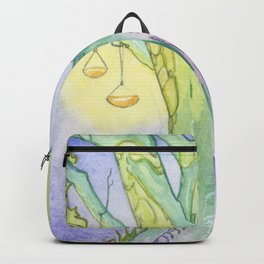 Evening Tree Sprites Backpack