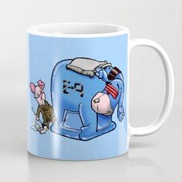 E-9 and Friend Coffee Mug