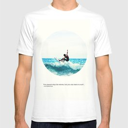 Surf Quote T-shirt