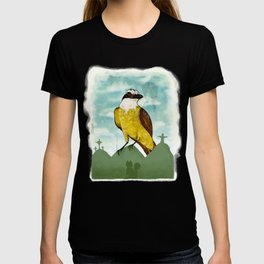 Bichofue cali // great kiskadee colombia T-shirt