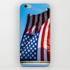 American Flag iPhone & iPod Skin