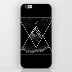 Pyramidal Peaks iPhone & iPod Skin