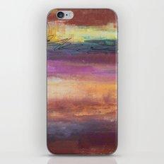 Afternoon Haze iPhone & iPod Skin