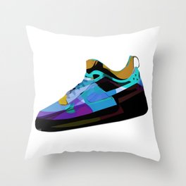 Air Force Ones (2 of 4) Throw Pillow