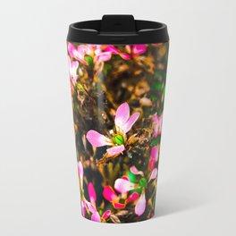 SuperPunch Flowers Travel Mug