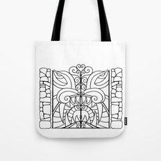 Threshold Guardian Tote Bag