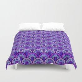 60's Patterns 2 Duvet Cover