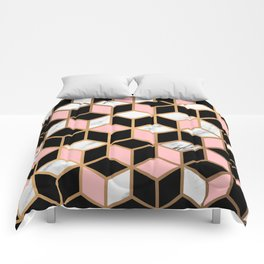 Marble Mosaic Comforters