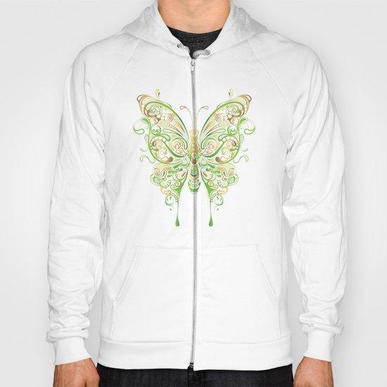 Butterfly Ornamental Hoody