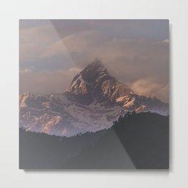 Nepal IV Metal Print