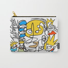 Simpsons Carry-All Pouch