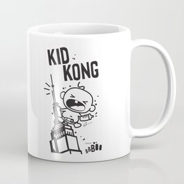 Kid Kong Coffee Mug